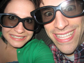 WE LOVE 3D MOVIES.