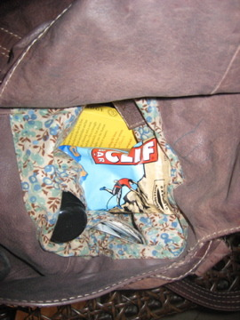I am joining the fight against low blood sugar hunger freakouts.   Too many people, like me, forget to eat or don't have time.   This can cause hysterical disasters in the company of loved ones, friends, and strangers. And those strangers will never become your friends.   Put a Clif Bar in your bag today. I did.