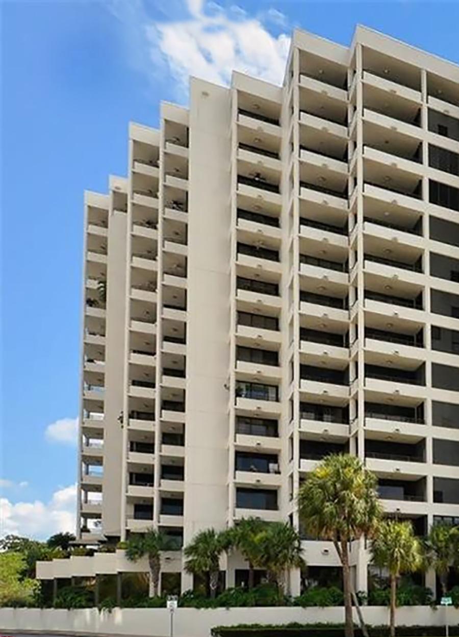 SOLD:  Downtown Sarasota. $740,000