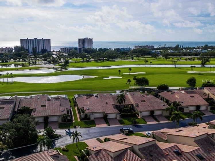 SOLD:  Harbour Oaks in Bay Isles, Longboat Key. $810,000