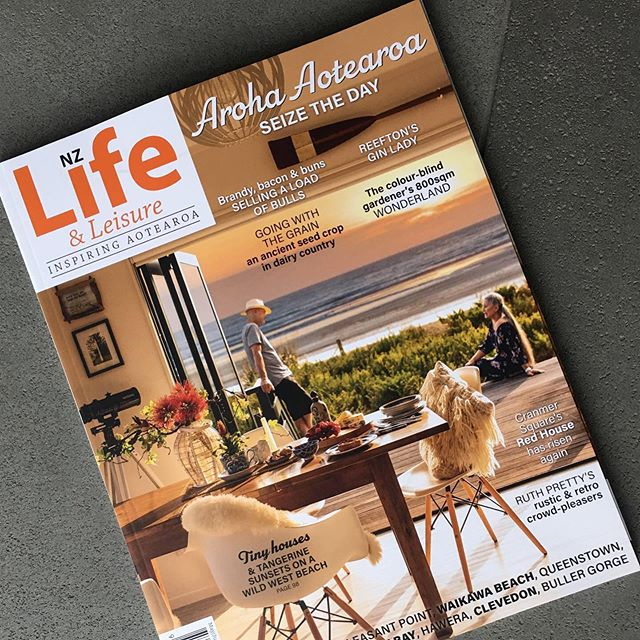 The red house featured in #nzlifeandleisure #bnb #christchurch #redhouse25 #accomadation