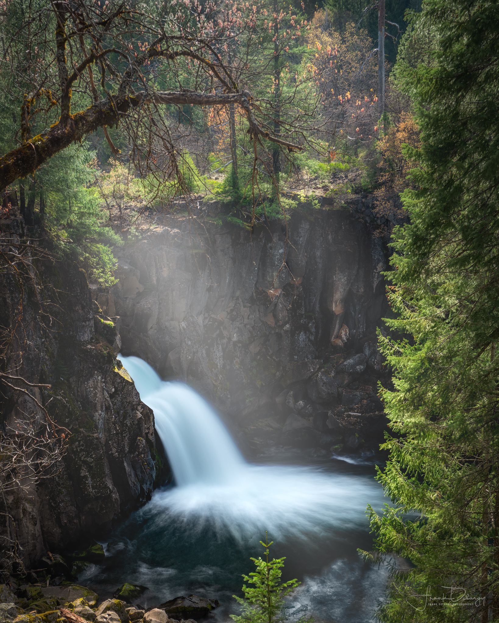 McCloud Upper Falls