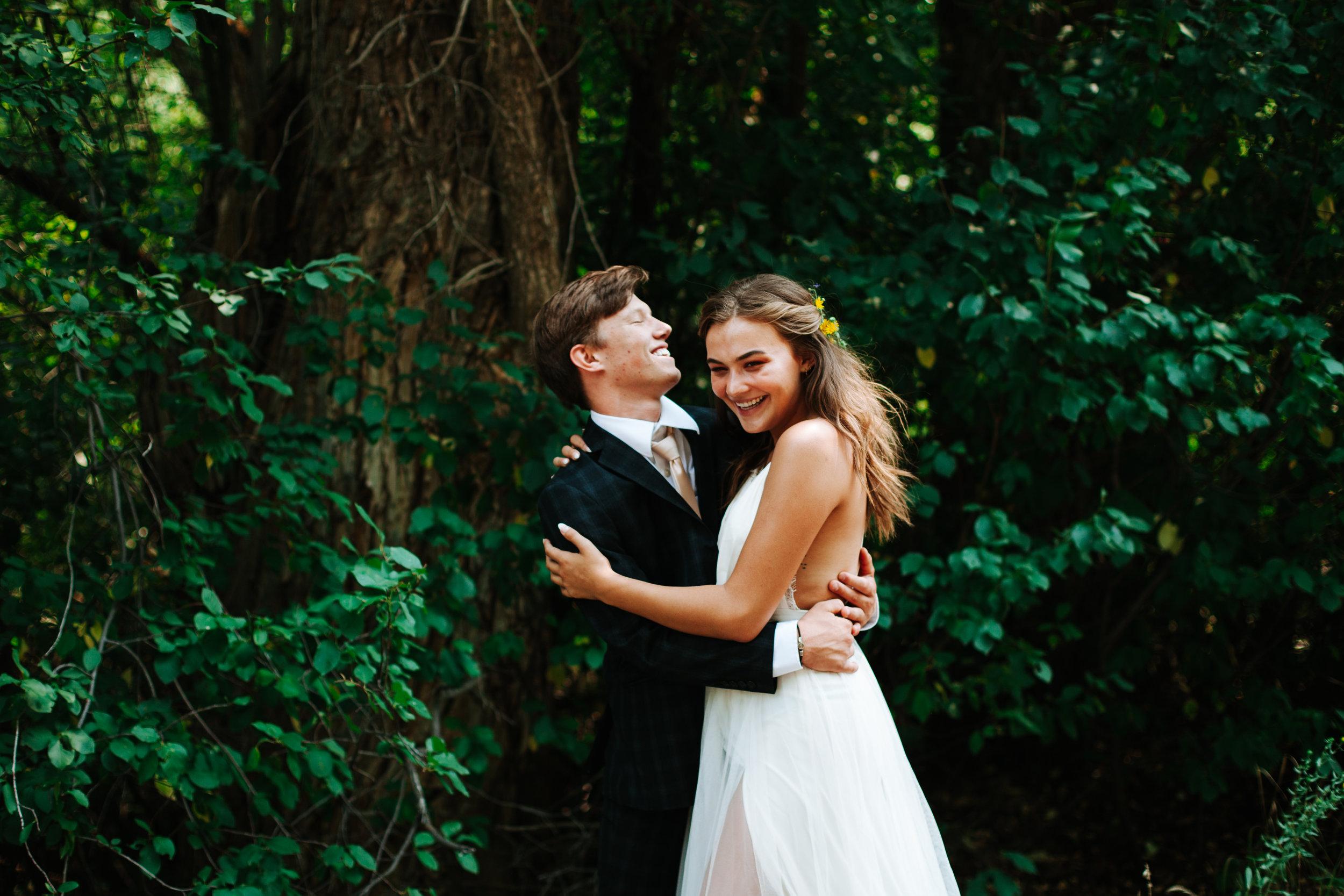 Utah Canyon Wedding, Formal Wedding Photos, Candid Wedding Moments, Utah Wedding Photographer, Salt Lake City Wedding, Salt Lake City Wedding Photographer | Marina Rey Photography