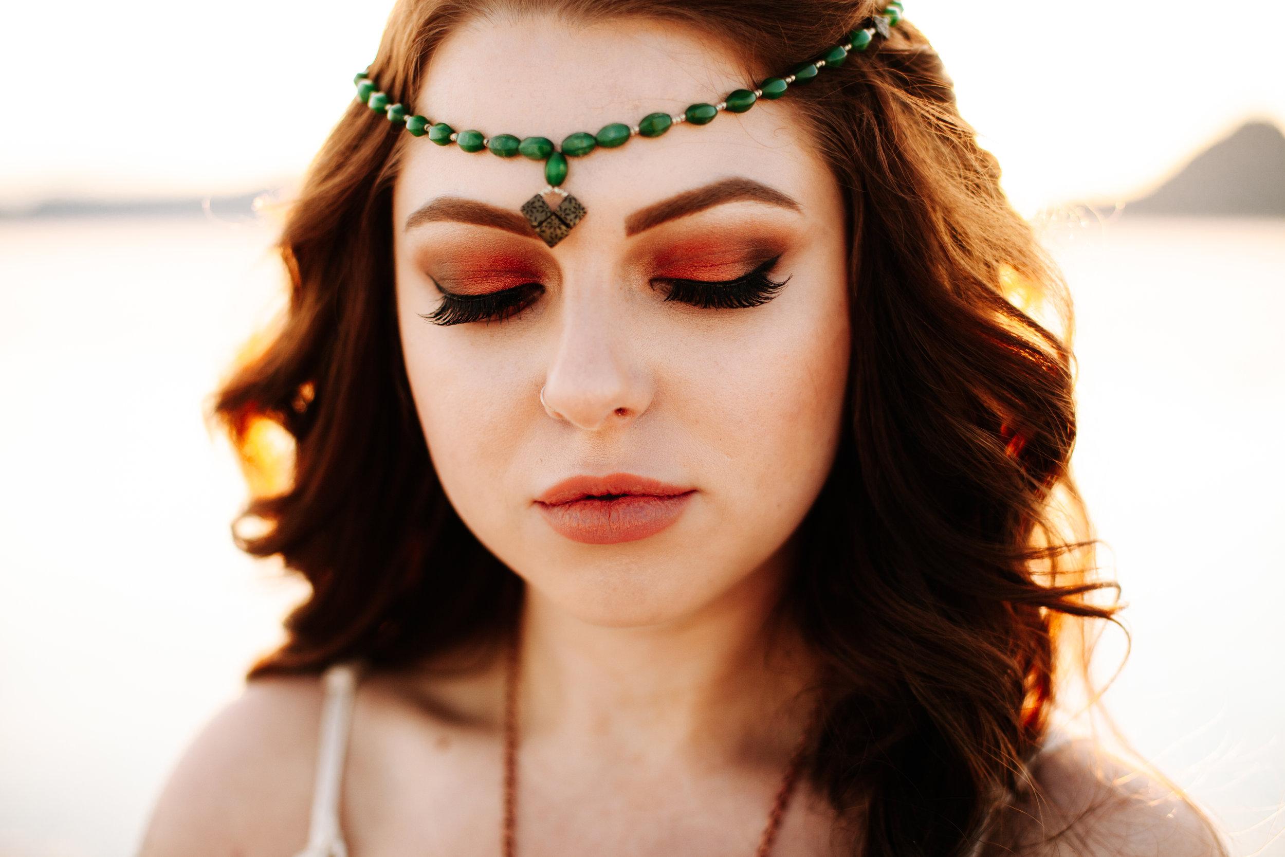 Salt Flats Wedding Photography - SLC Makeup Artist, Janelle Ingram
