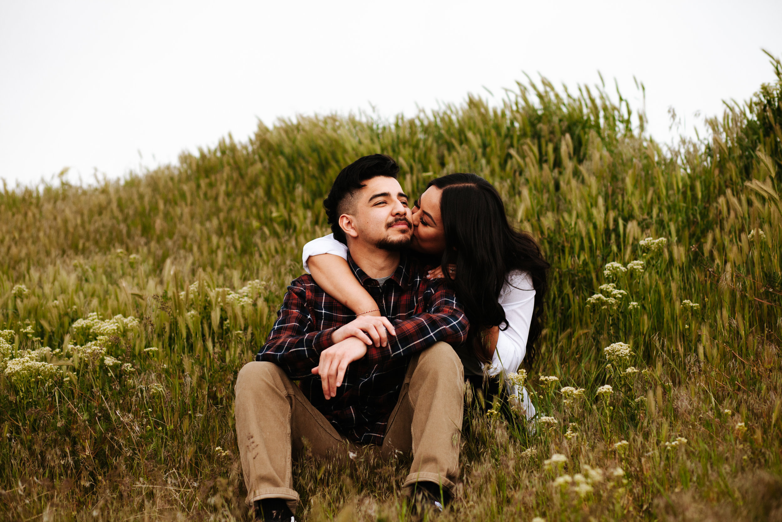 +Grassy Fields +Windy Engagement Sessoin +Utah Engagement  Photographer +SLC Engagement +Utah Wedding Photographer +Marina Rey Photo-7858.jpg