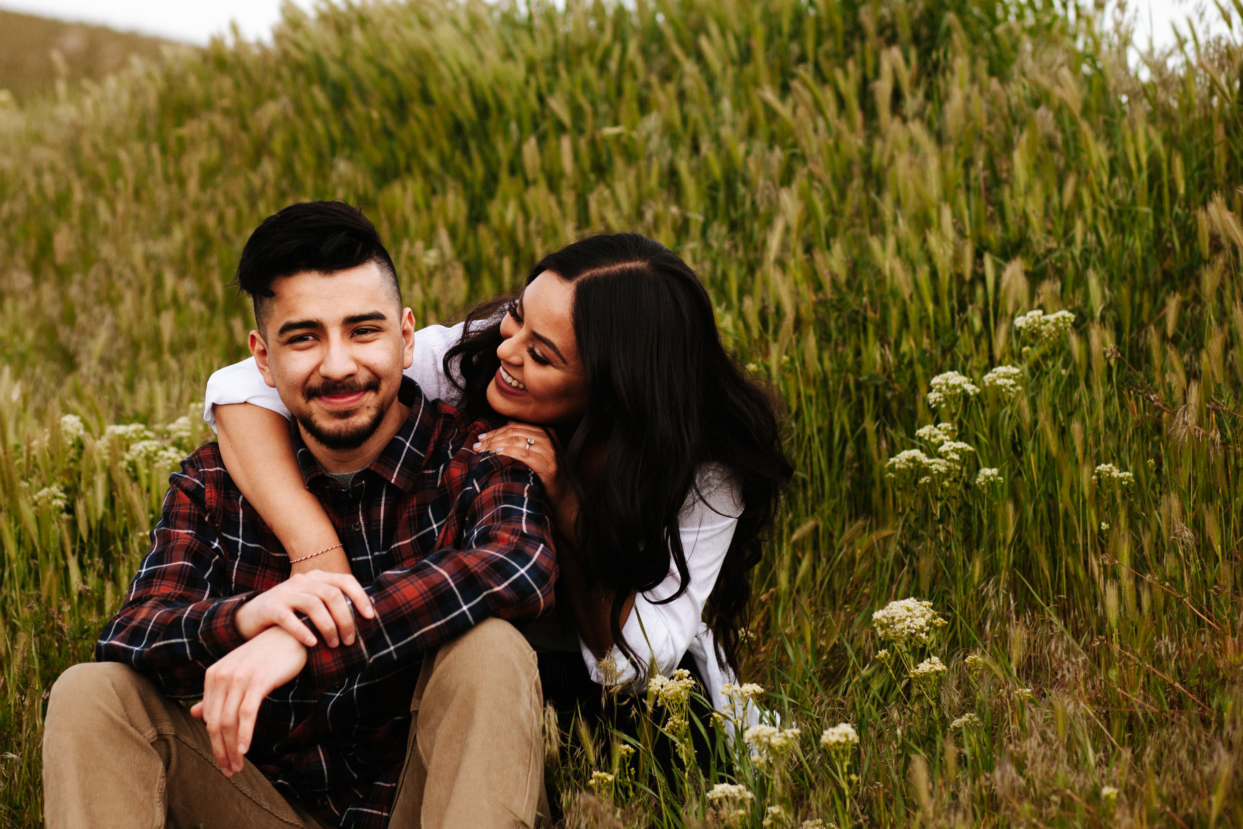 +Grassy Fields +Windy Engagement Sessoin +Utah Engagement  Photographer +SLC Engagement +Utah Wedding Photographer +Marina Rey Photo-7860.jpg