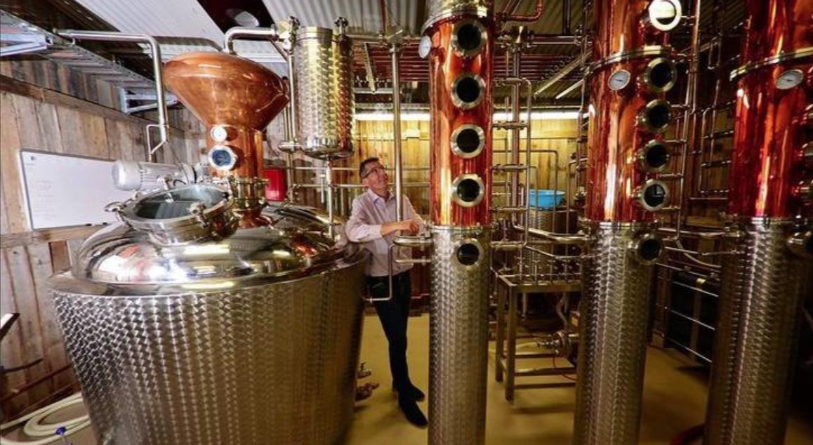 Corra Linn Distillery Tasmanian Whisky