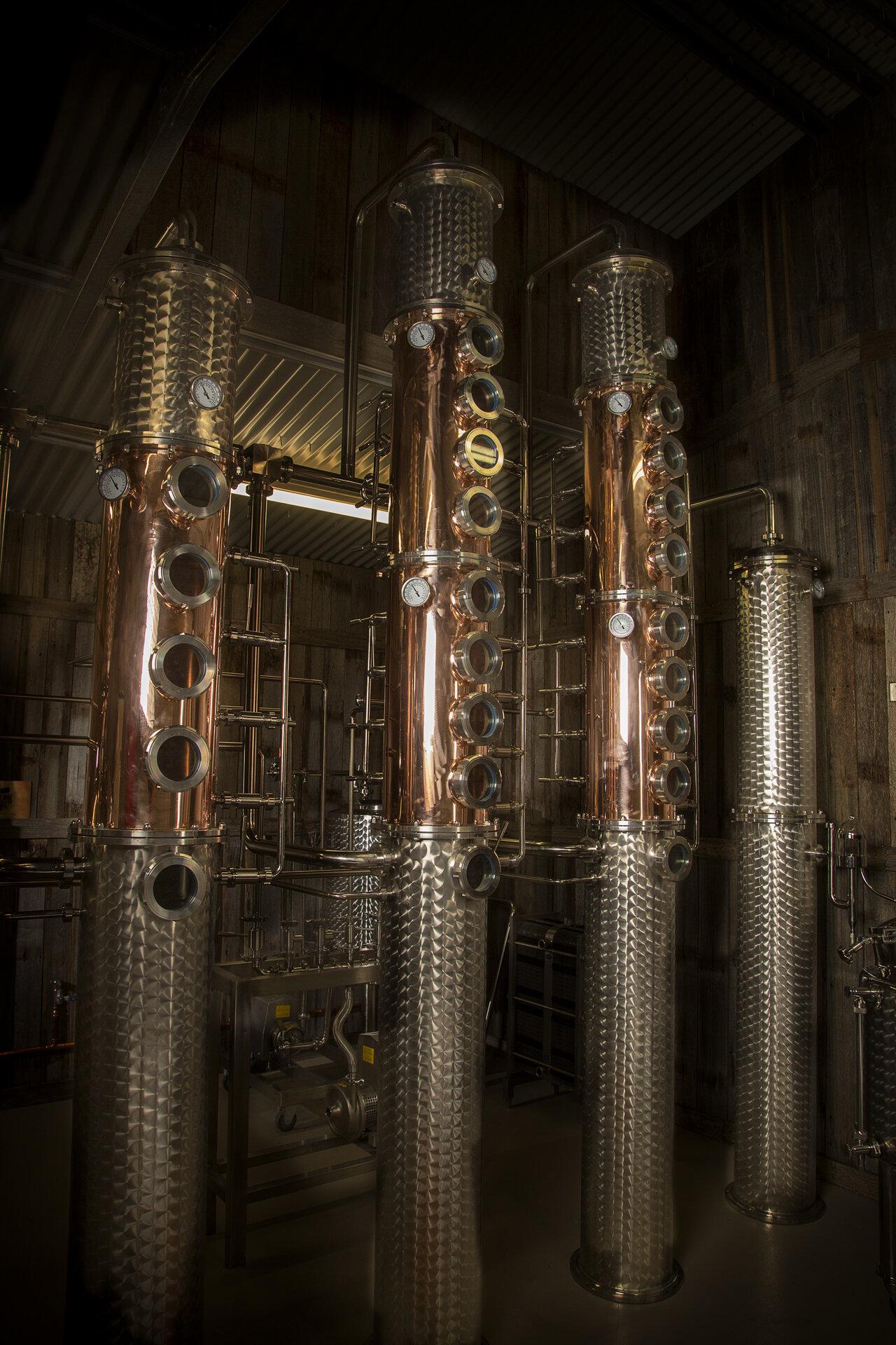 Corra Linn Distillery Tasmania