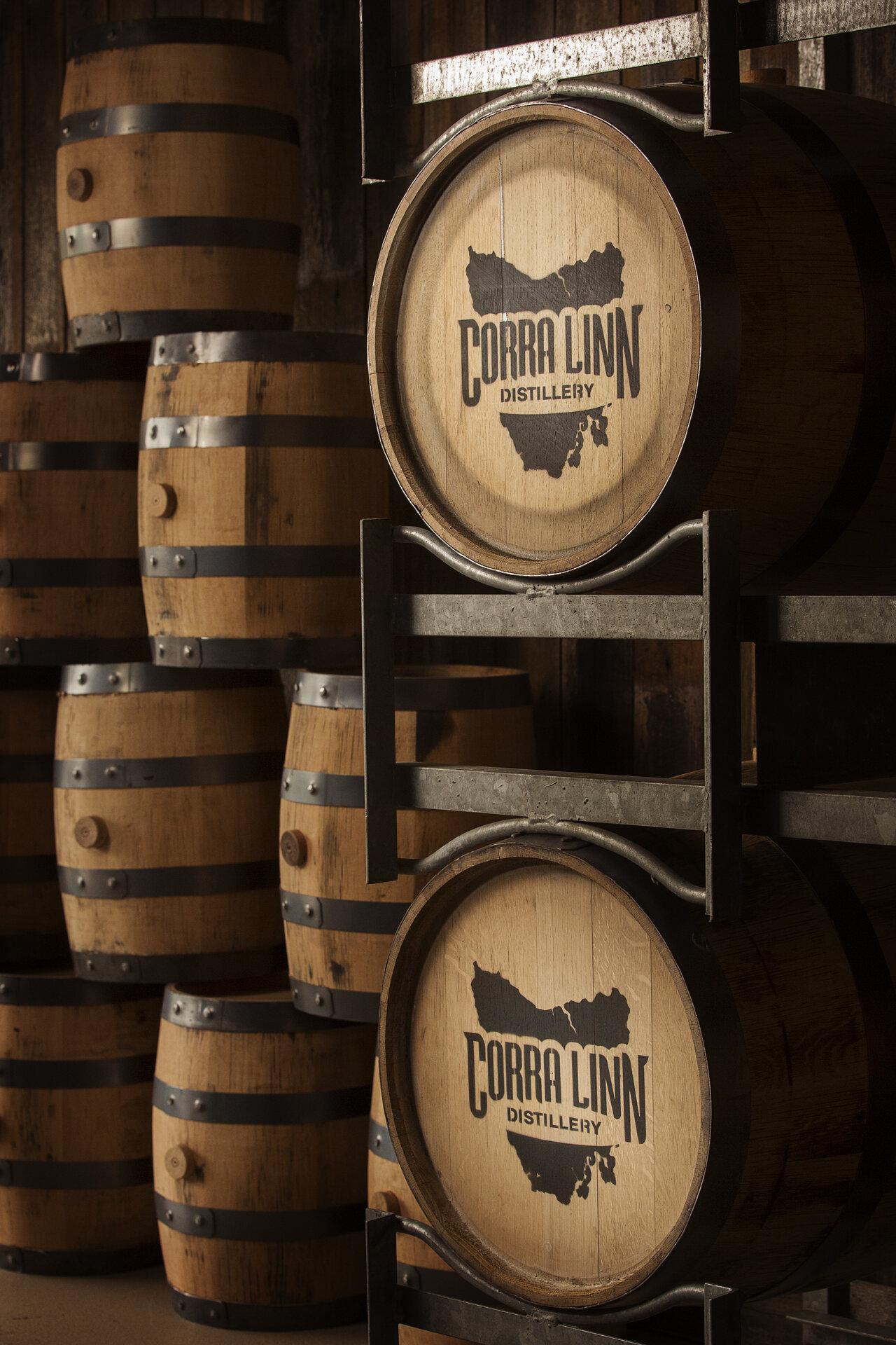 Corra LInn Whisky Distillery Tasmania