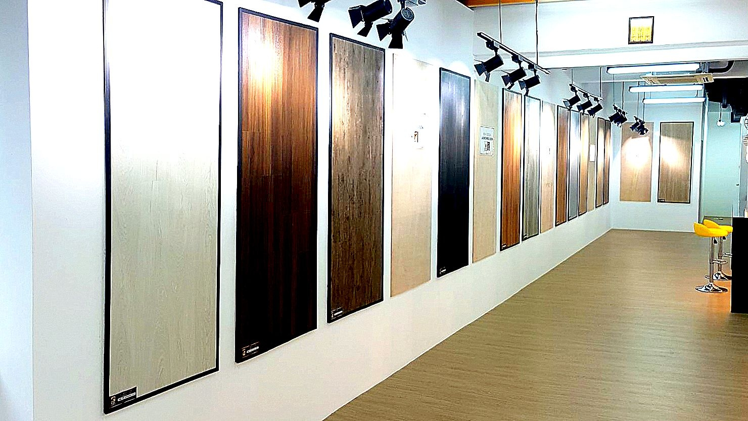 Eco Flooring Main Showroom Singapore