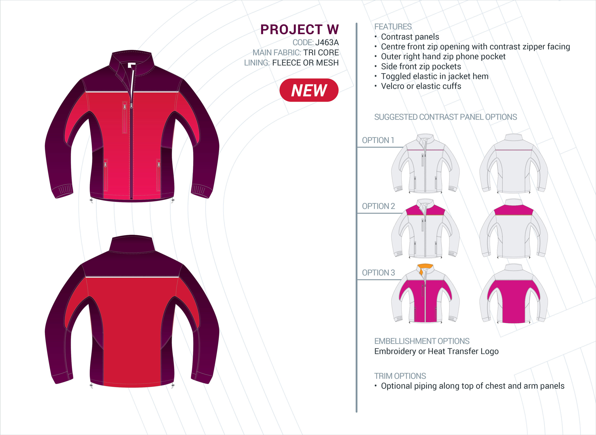 Women's  Project  Tri-Core Jacket