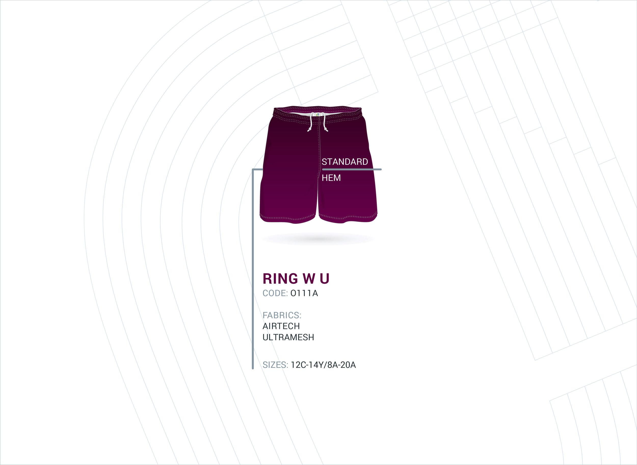 Women's Basketball Shorts