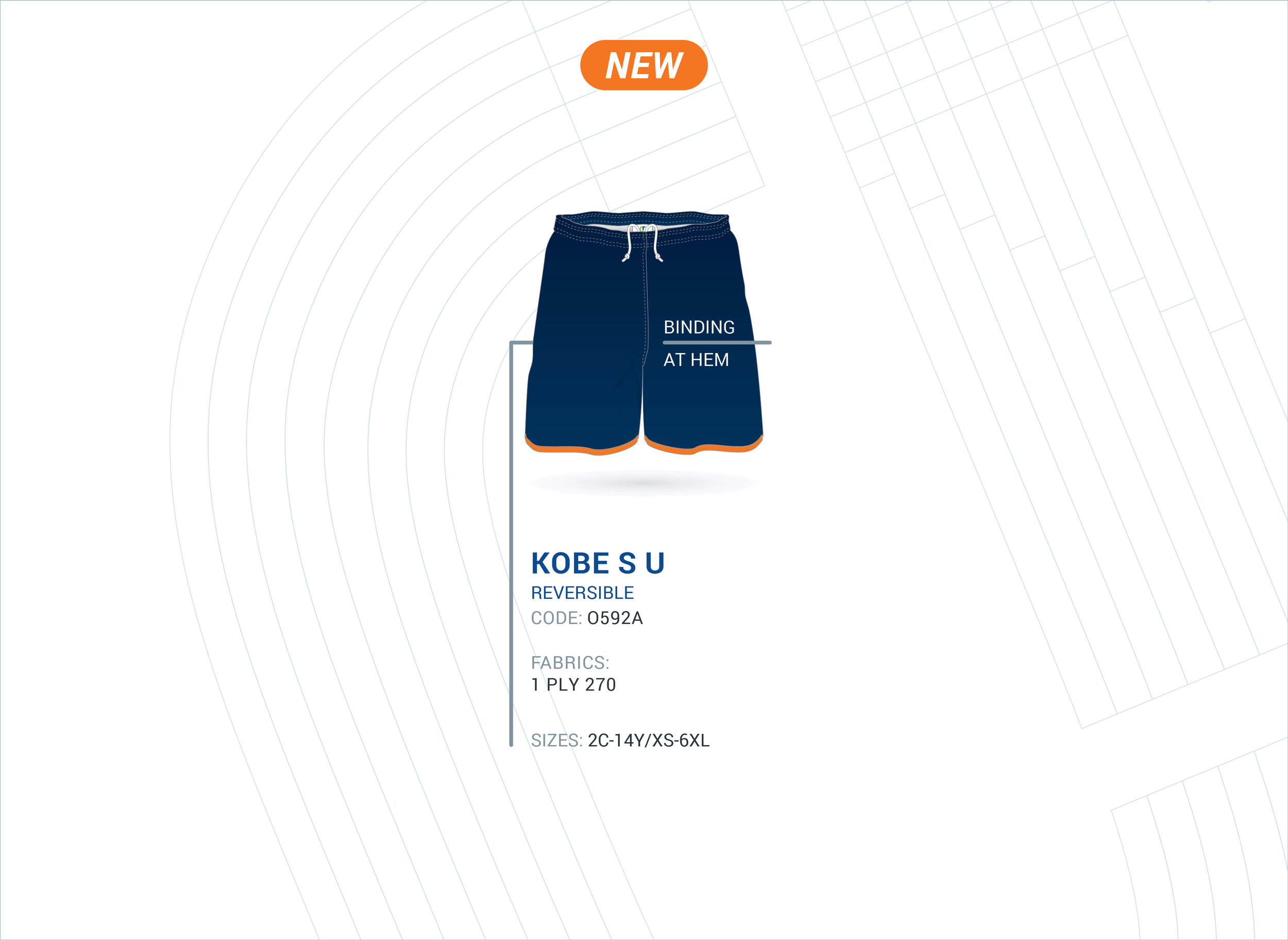 Unisex 1 PLY Basketball Shorts