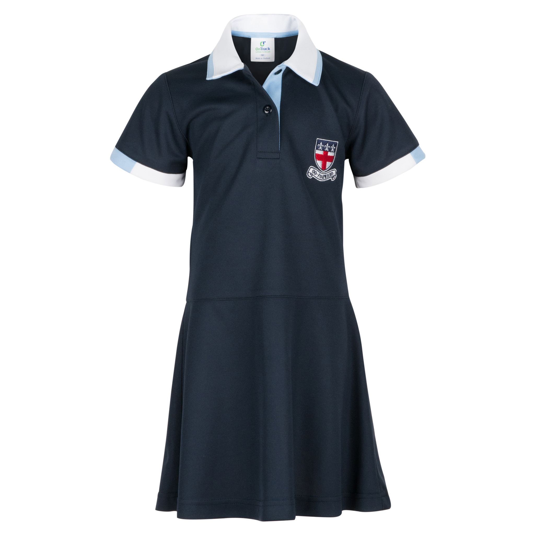 Early Learning  Swing  Polo Dress