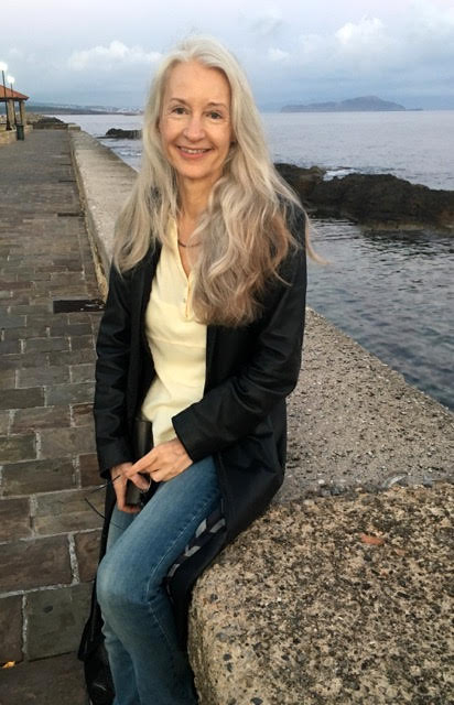 South-African born Sandra Jensen has three passports and never formally studied writing — instead she's attended numerous workshops, conferences and received mentorship from Dani Shapiro among others.