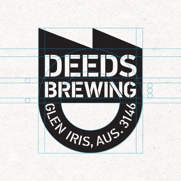 Deeds Brewing logo
