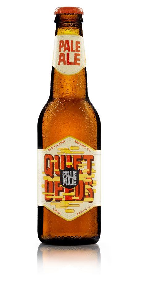 Quiet Deeds Taboo Bottle