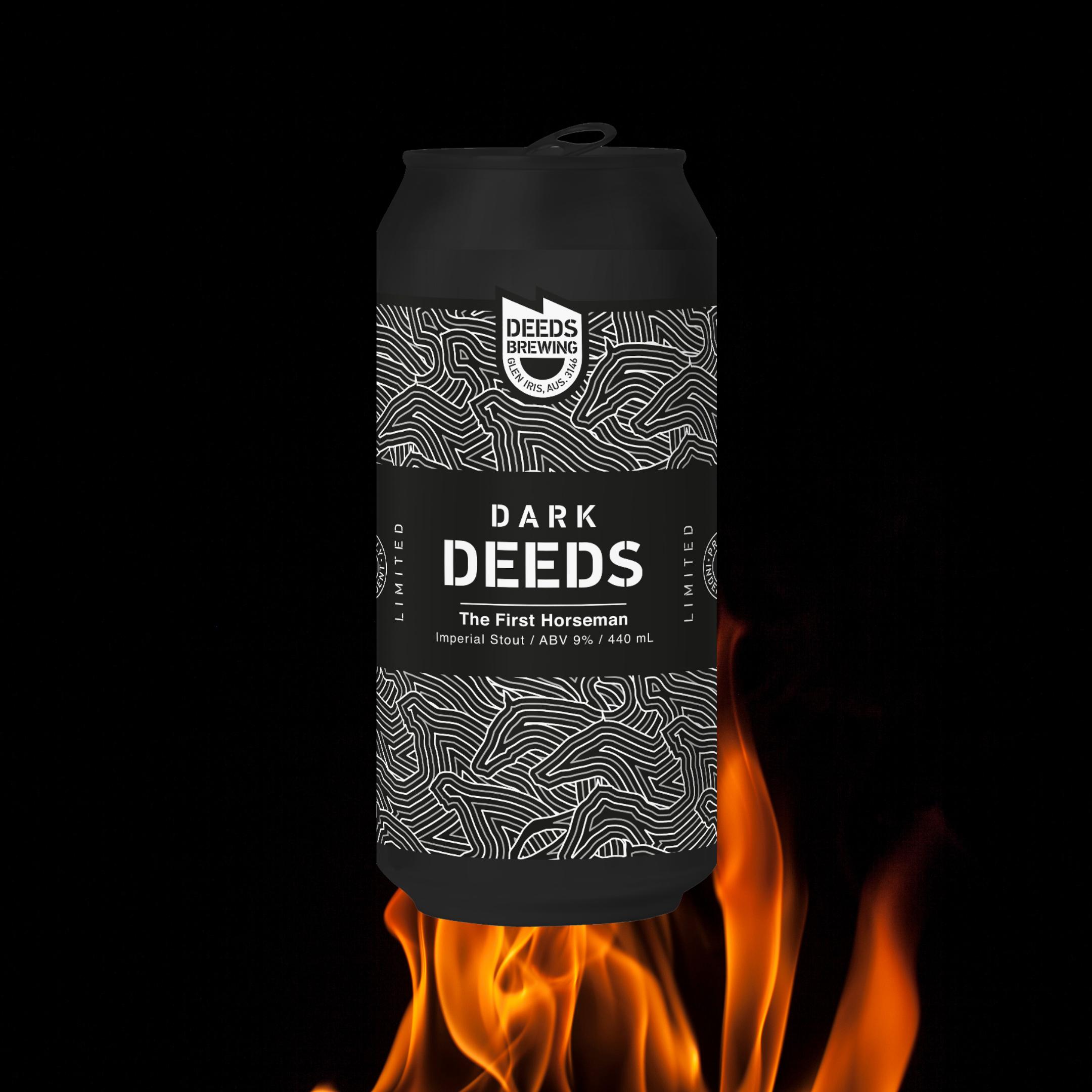 Dark Deeds - The First Horseman