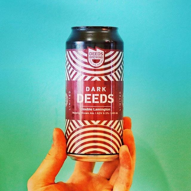Cheers to @bucketboysbeer for the shout out 🍻🍻 Who else has tried our Double Lamington Ale? #darkdeeds
