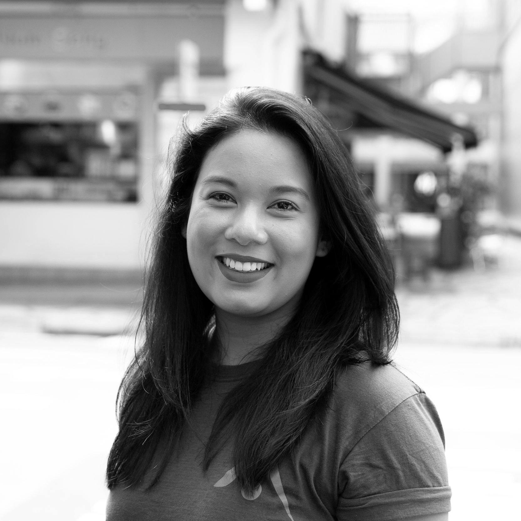 AMRA NAIDOO - PARTNERSHIPS & OPERATIONS DIRECTOR