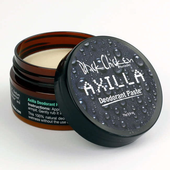 Axilla Deodorant Paste