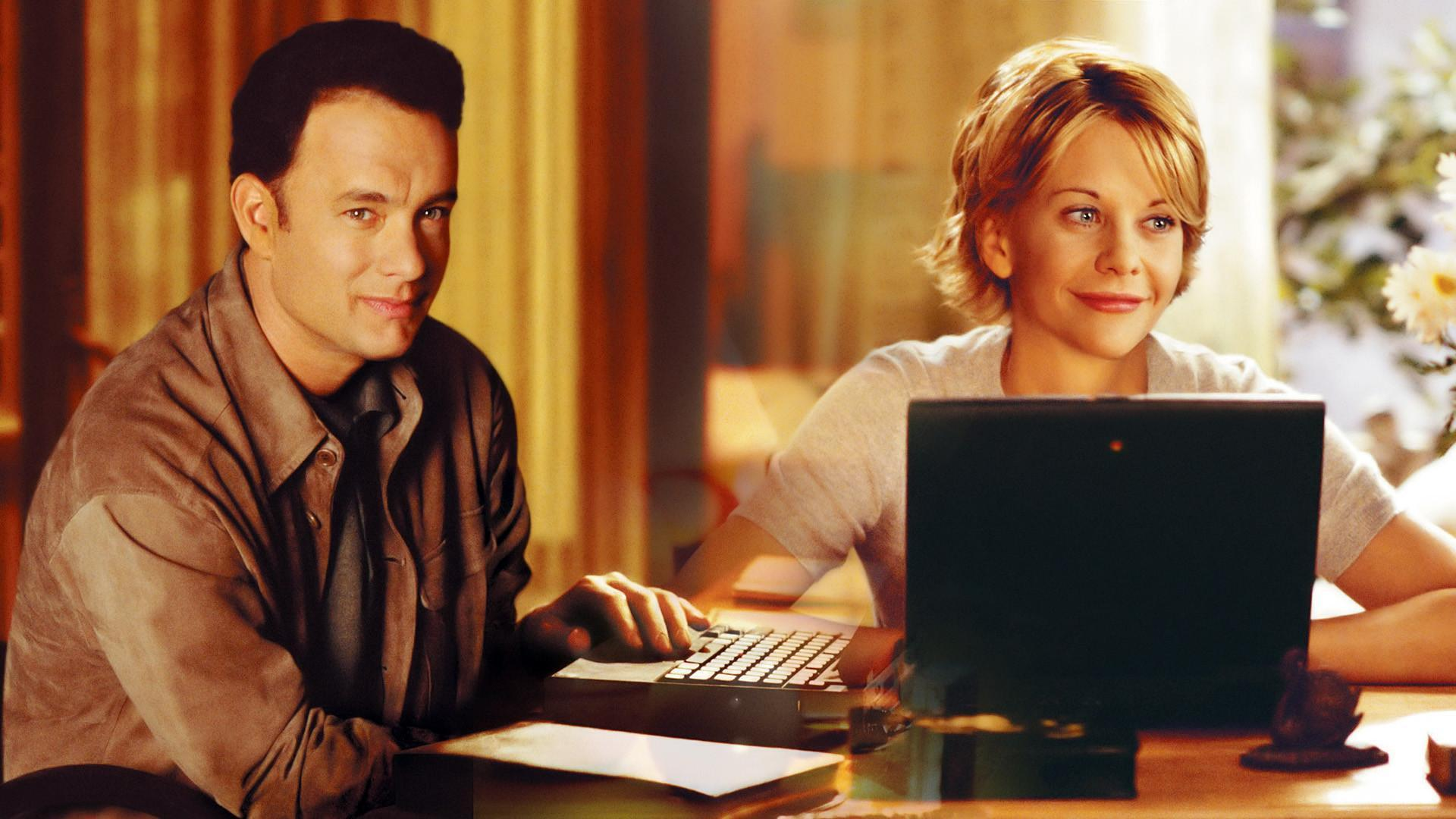 Tom Hanks and Meg Ryan, the  undisputed masters  of the irresistible email sequence.