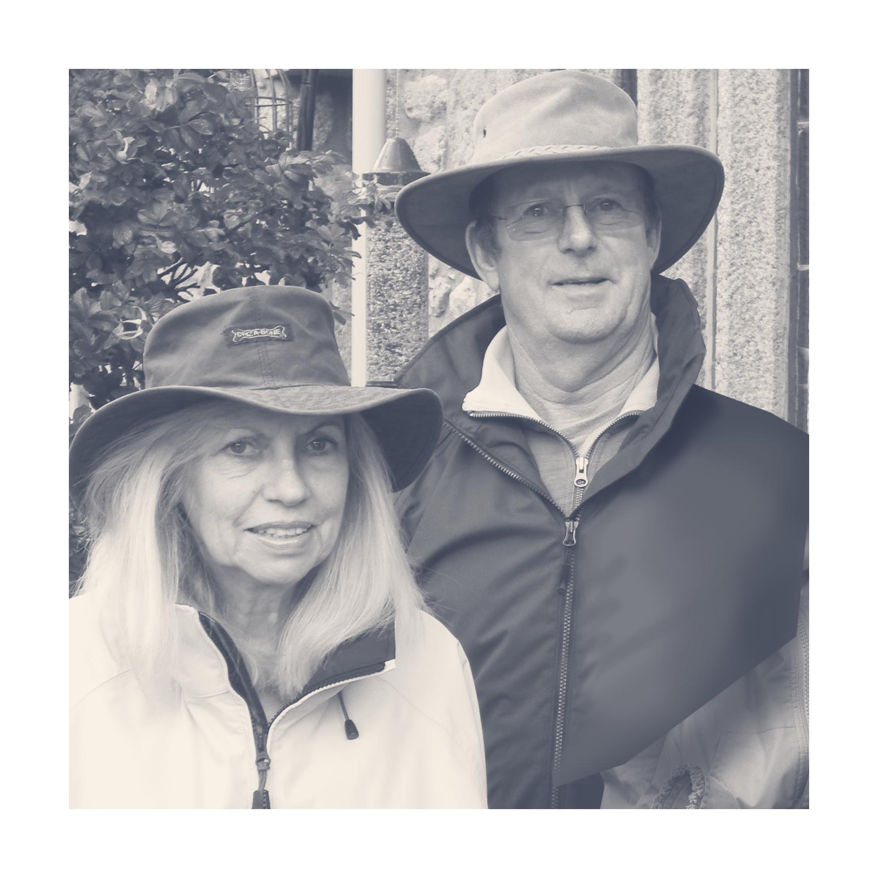 Brian Goddard and Jenny Goddard - EDR Board Advisors