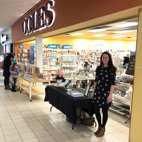Coles Book Signing, Pembroke - April 6th, 2019