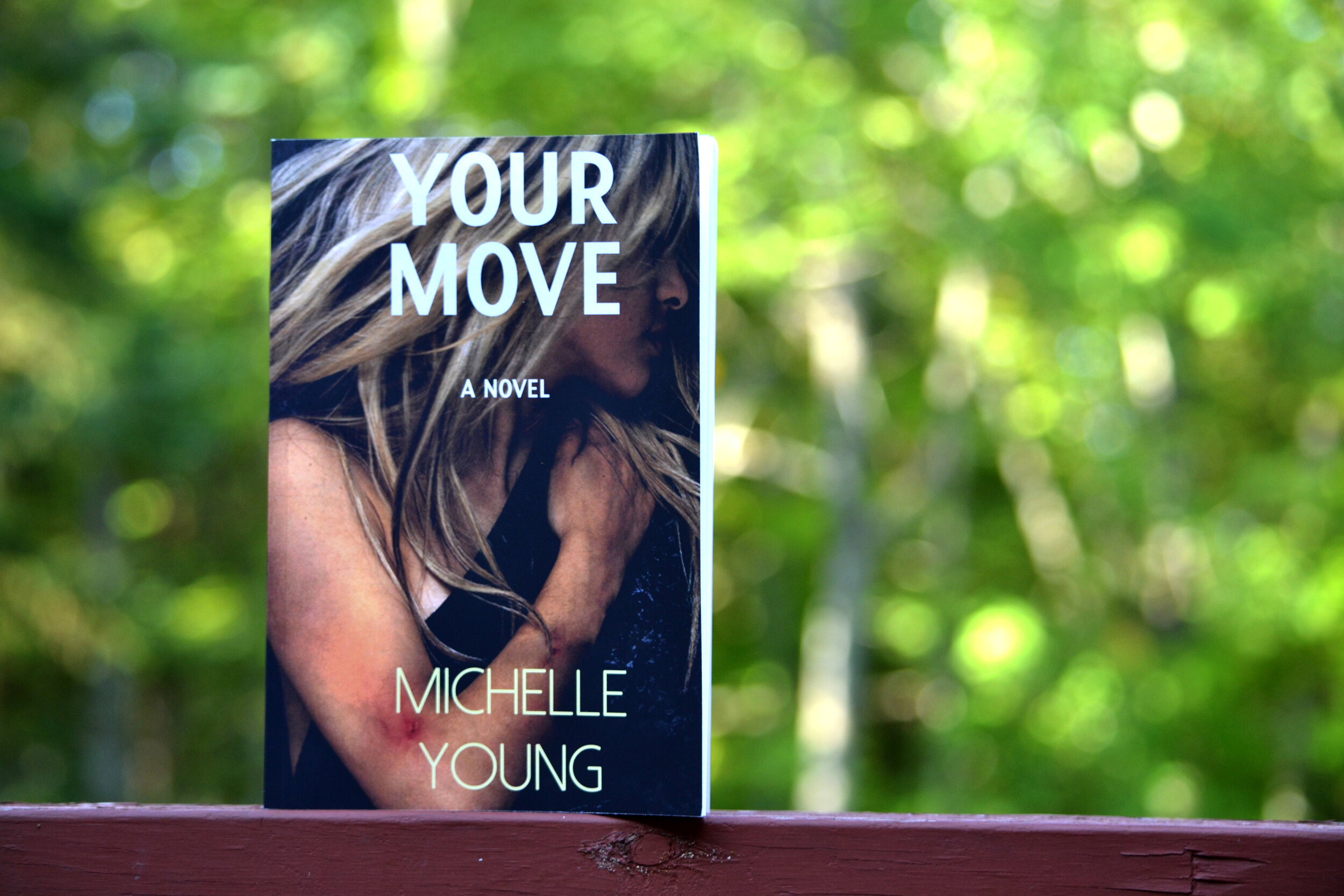 """""""Your Move"""" Published on Amazon - September 5th, 2019"""