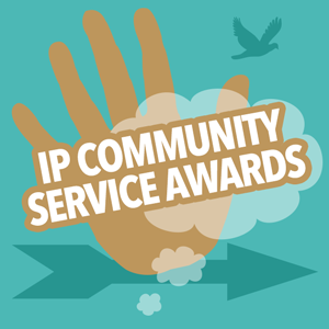 IP Community Service Awards