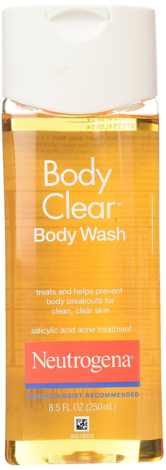 Review Neutrogena Body Clear Body Wash The Fashion Opinion