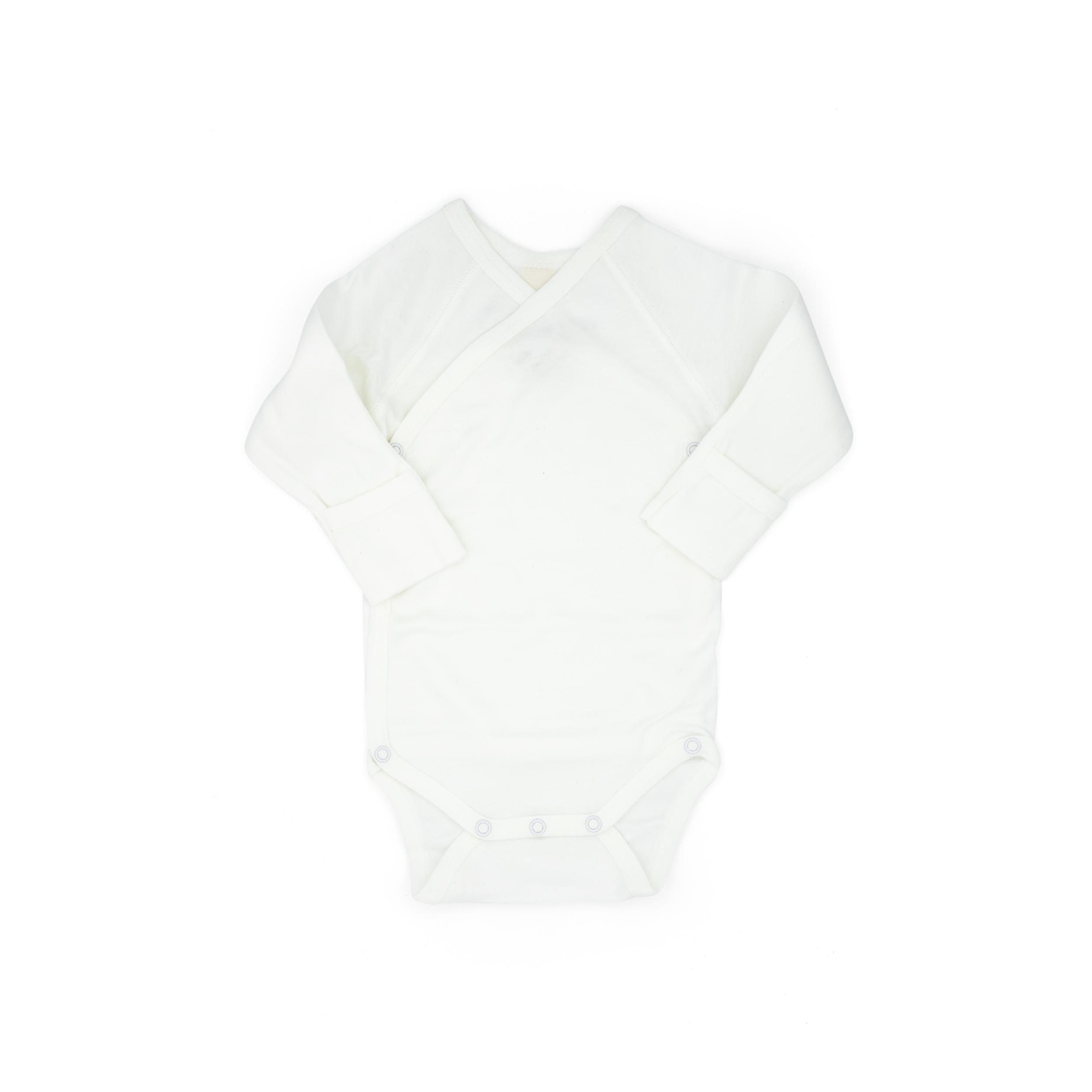 Babysuit  size 56, organic, nail protection
