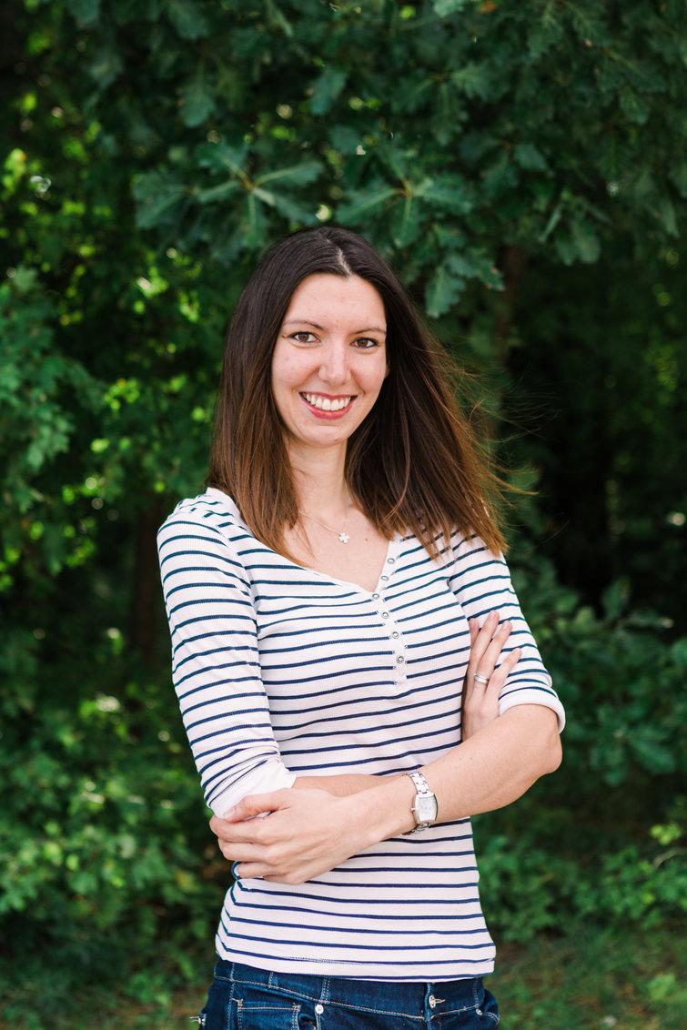 Timea Katzler - Team-Volunteer & Team-Blogger