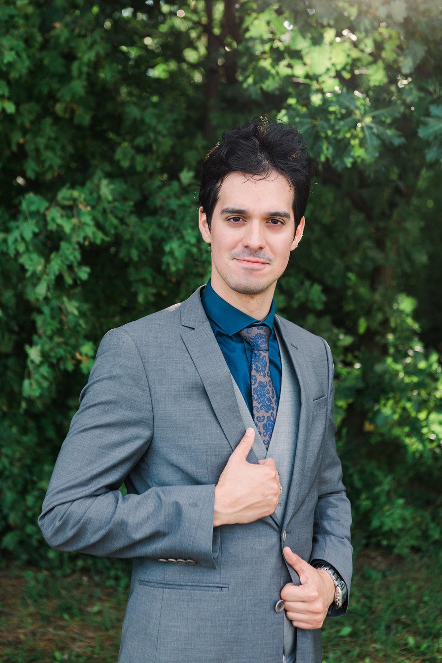 Andreas Villarreal - Board Member