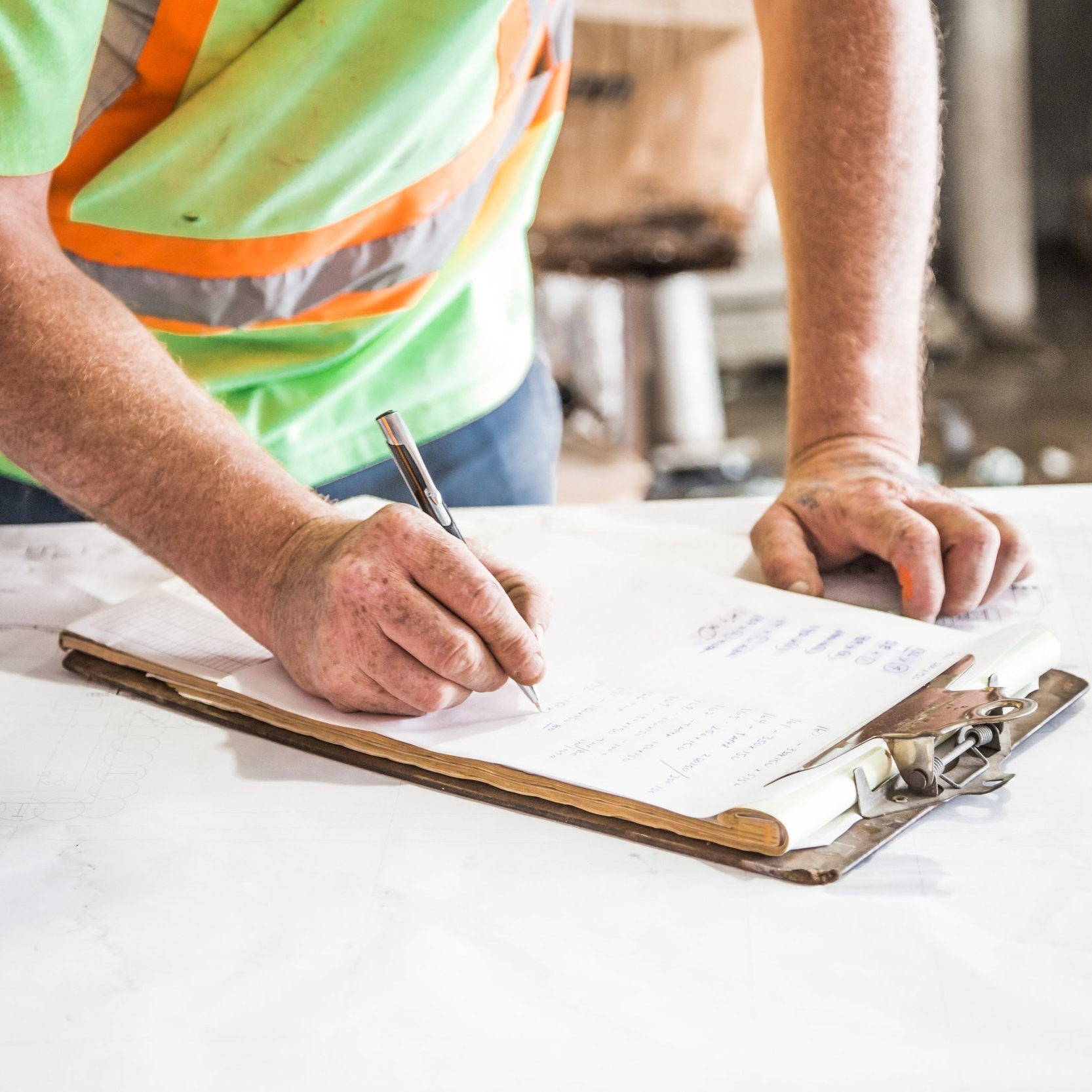 4. Project Kick-Off: We will let you know when to expect us, what we need from you in order to prepare your property, and when we expect to finish each phase of your project. And when it's time for a final walkthrough, our checklists make sure our crew has accurately executed your vision. -