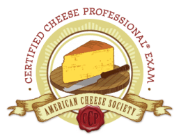American Cheese Society  Certified Cheese Professional®