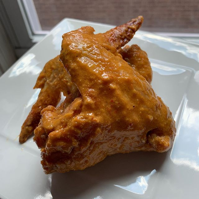 Be prepared for a bunch of pictures of chicken wings as we perfect our recipe for @hairofthedognyc's Best Local Hot Sauce competition! Stop by this Sunday 8/4 from 3-6pm for free wings, discounted drinks and to cast your vote for your favorite hot sauce!  #canyoustandtheheat #wingchallenge #hotsauce #spicy #hothothot #hotsauceinmybag #hotsaucewithapunch #getinmybelly #chickenwings #spicychickenwings #winnerwinnerchickendinner