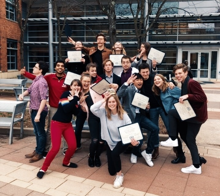 Model United Nations - Consistently ranked in the top 50 teams on the circuit, the Ohio State Model UN team competes at several national and international collegiate conferences throughout the academic year.For more information, contact Piper Womelsdorf at ohiostateheadelegate@gmail.com.