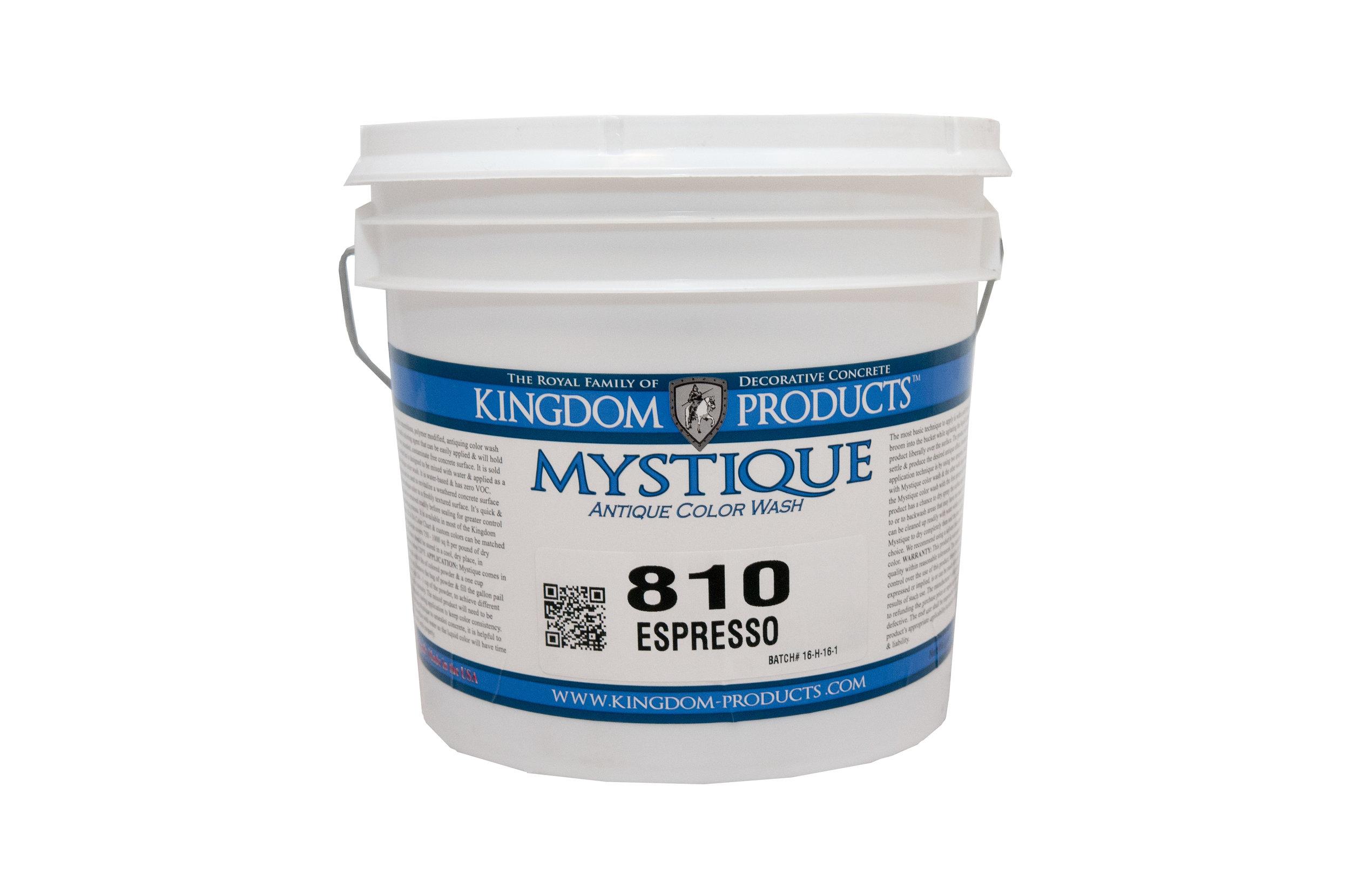 Mystique Antique Color Wash   Packaged in 4lb Pails.   Technical Da  ta