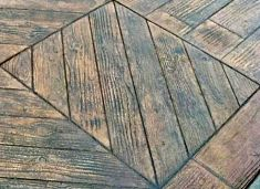 "Wood Planks   By far the Boardwalk 6"" with nails is the most used stamp in our entire collection. Our most prideful wood grain is the Reclaimed Timber stamps made to replicate authentic Reclaimed Timber."