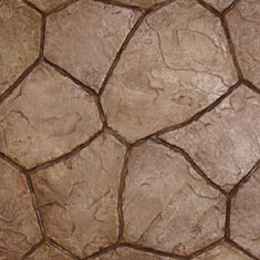 Random Sandstone Hammered Edge Stone