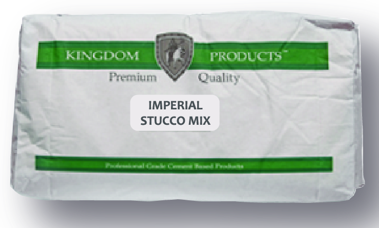 Imperial Stucco Mix-Base Coat