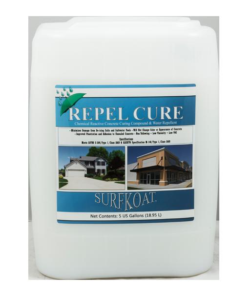Repel Cure    Tech Data Sheet