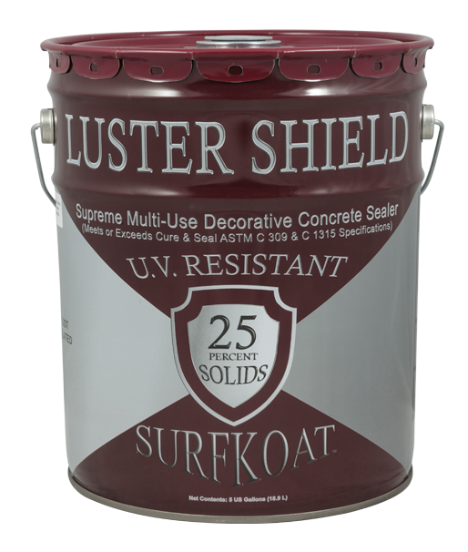 Luster Shield    Tech Data Sheet