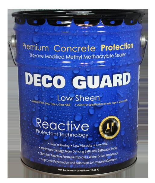 Deco Guard    Tech Data Sheet
