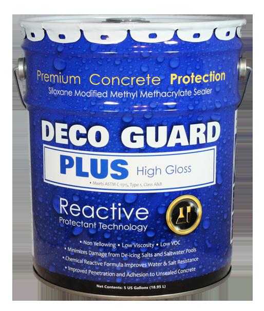 Deco Guard Plus    Tech Data Sheet