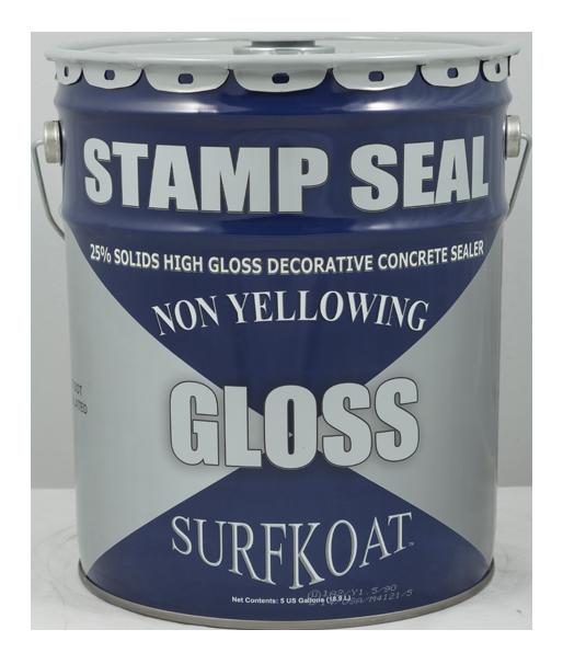 Stamp Seal - Gloss    Tech Data Sheet
