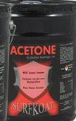 Acetone    Tech Data Sheet