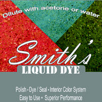 Liquid Dye    Technical Documents   Product Data Sheet / Application Instructions   Material Safety Data Sheet