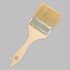 """Chip Brush    Sizes : 1/2"""", 1"""", 2"""", 3""""  Material Type : WHITE CHINA BRISTLE"""